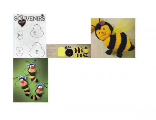 Documento abejas con moldes - grupos.