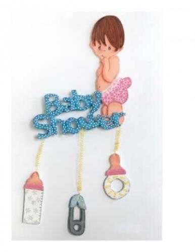 Baby Shower adornos