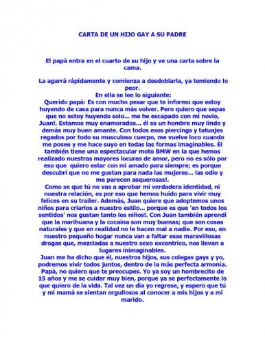 Carta Gay 6