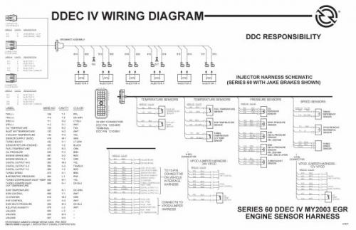 detroit sel ddec 2 wiring diagram ddec 3 codes elsavadorla