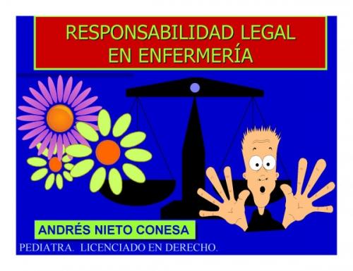 Documento enfermeria y responsabilidad legal grupos for Responsabilidad legal