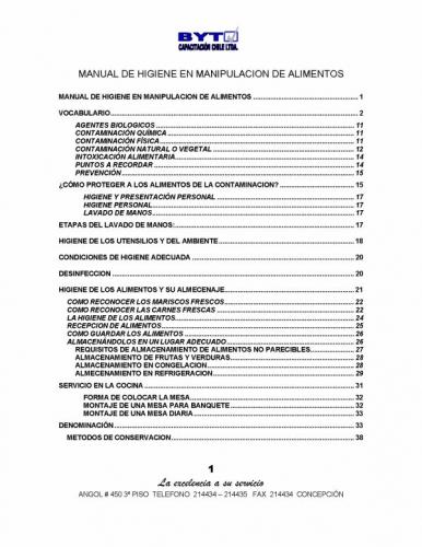 documento manual de higiene en manipulacion de alimentos