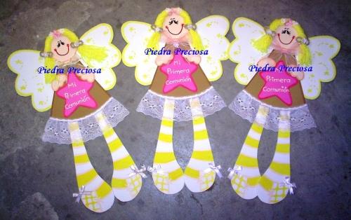 Imagen angelitos de primera comunion - grupos.emagister.com