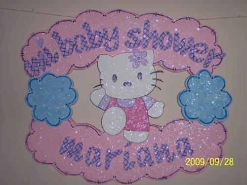 Carteles de bienvenido a mi baby shower - Imagui