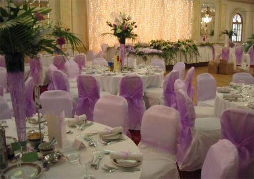 Imagen bello salon violeta for Bello salon