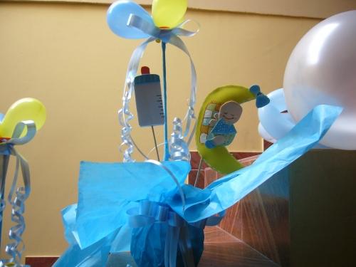 Centros de mesa para baby shower en goma eva holidays oo - Como hacer centros de mesa para bautizo ...