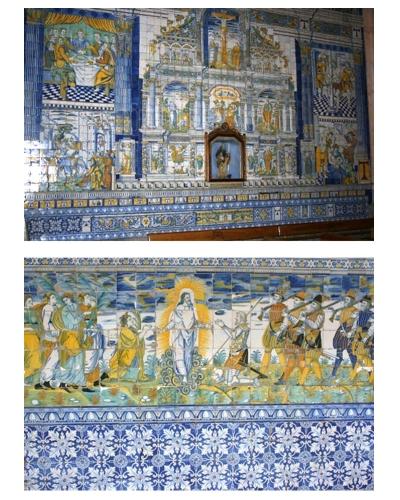 Azulejos Para Baños En Talavera Dela Reina:Pics Photos – Talavera De La Reina Azulejo Basilique De Santa Maria