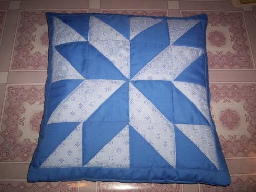 Cojines en patchwork gratis imagui - Cojines de patchwork ...