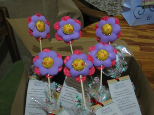 ... de Grupo de Labores y manualidades > Flores de fomi