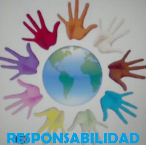 FORMANDO J�VENES EN VALORES, APOYANDO EL VALOR DE �� LA RESPONSABILIDAD��