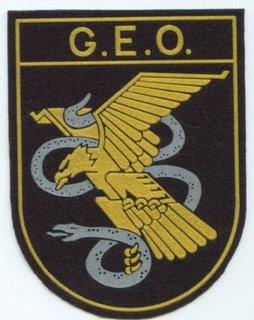 Grupo Especial de Operaciones (G.E.O)