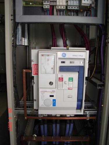Imagen interruptor automatico ge 1600 a - Interruptor general automatico ...