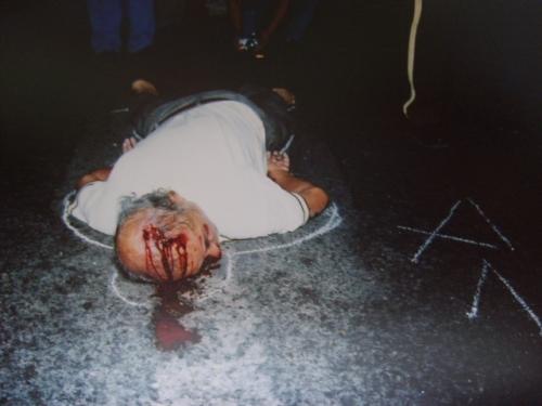 levantamiento cadaveres: