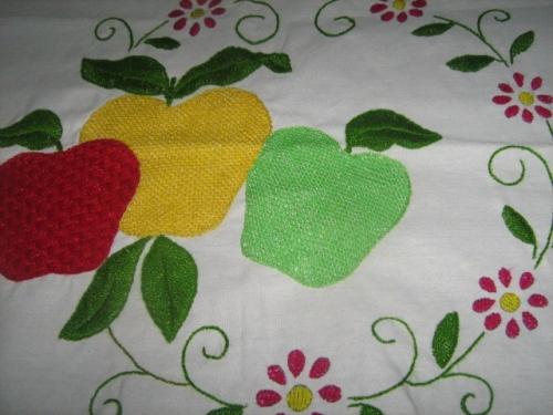 Manzanas de tapetillo
