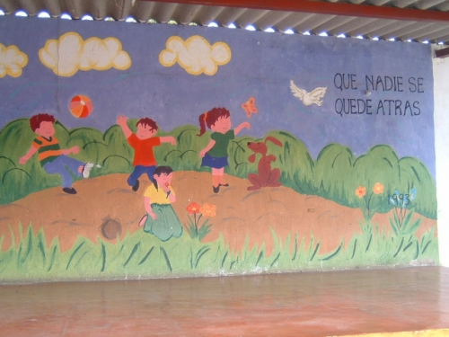 Imagen Mural escolar - grupos.emagister.com