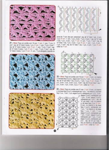 > Grupo de Tejer > Imágenes de Grupo de Tejer > Patrones a crochet