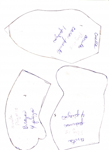 patrones de mu�ecas de trapo