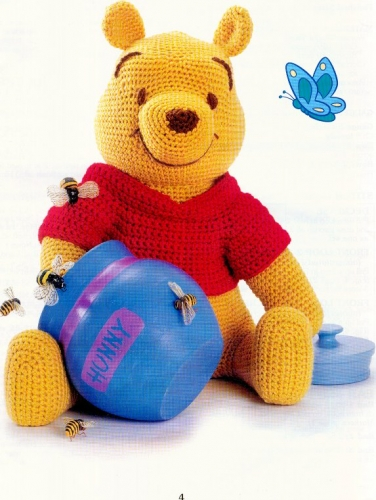 pooh bear crochet patterns Car Tuning