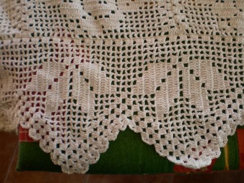 Imagen puntas de crochet - Puntas de ganchillo ...