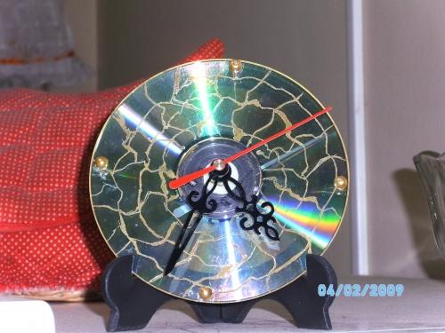 Creaciones con objetos reciclados Reloj_reciclado_138251_t0