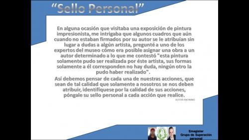 Superación personal, Desarrollo humano, Cesar de Morey
