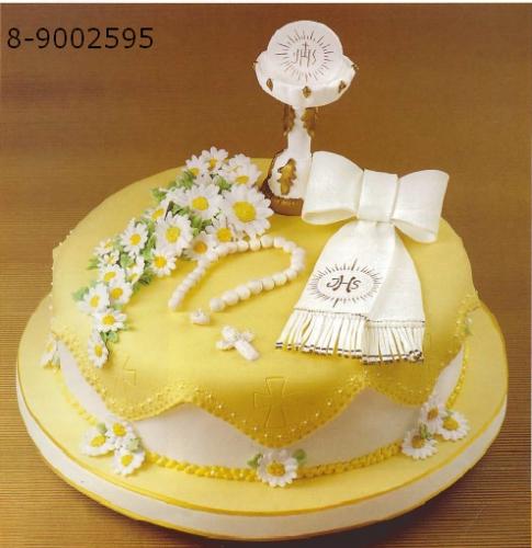 Tortas de primera comunión para niño - Imagui