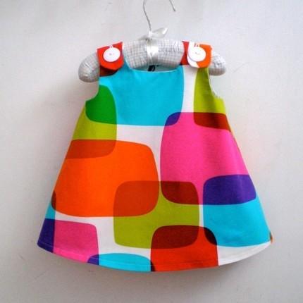 Moldes de vestidos para niñas - Imagui