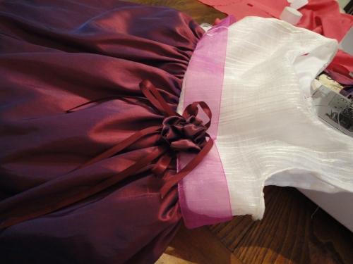 Vestidos para presentacion de tres años - Imagui