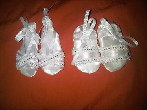 Sandalias para bebés de fomi - Imagui